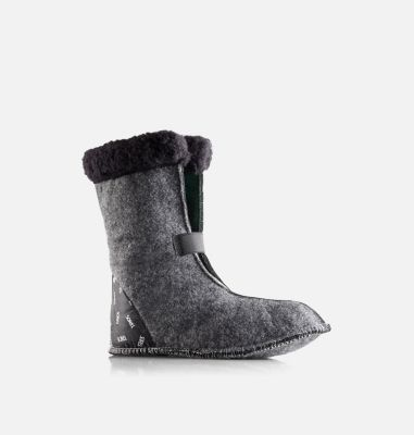 Sorel Caribou 9 mm Thermoplus Boot Liner With Snow Cuff - Women
