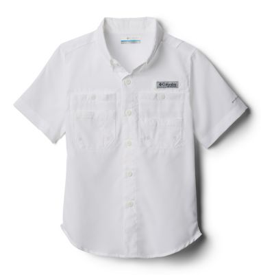 Columbia Boys PFG Tamiami Short Sleeve Shirt-