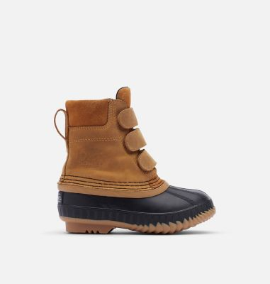Sorel Childrens Cheyanne II Strap Duck Boot-