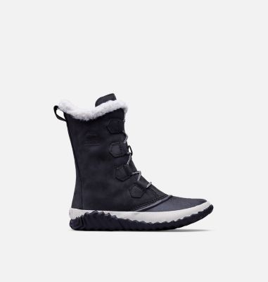 Sorel Womens Out N About Plus Tall Duck Boot-