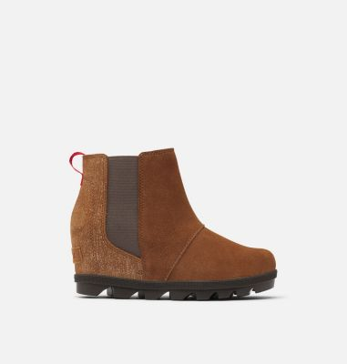 Sorel Youth Joan of Arctic Wedge II Chelsea Bootie-