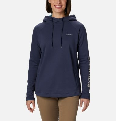 Columbia Women's Hart Mountain Graphic Hoodie-