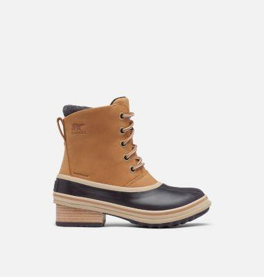 Sorel Womens Slimpack  III Lace Duck Boot-