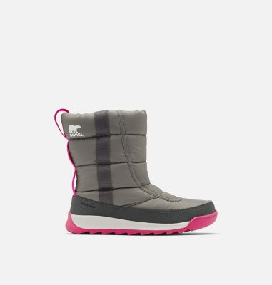 Sorel Youth Whitney II Puffy Mid Boot-