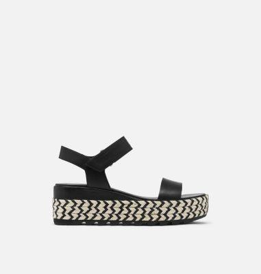 Sorel Womens Cameron Flatform Wedge Sandal-