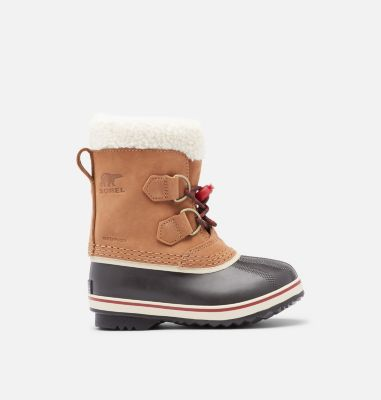 Sorel Childrens Yoot Pac Caribou Boot-