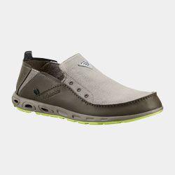 A mens fishing shoe