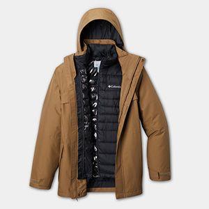A jacket for men.