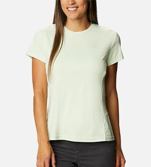 Light green t-shirt