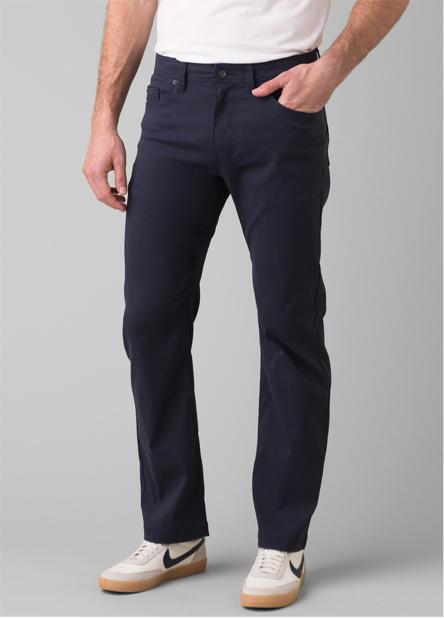 A man wearing, slim fit Brion Pant.