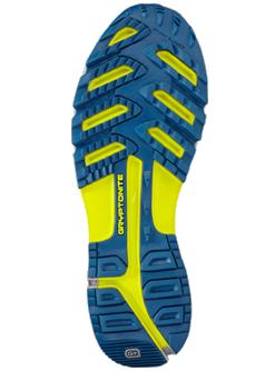 Illustration of shoe outsole