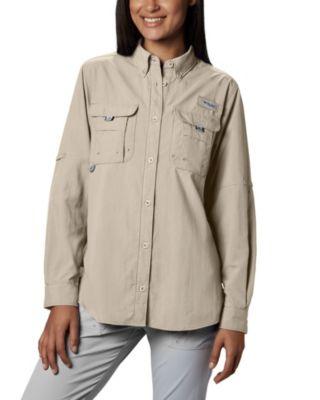 Columbia Women s PFG Bahama  Long Sleeve Shirt-