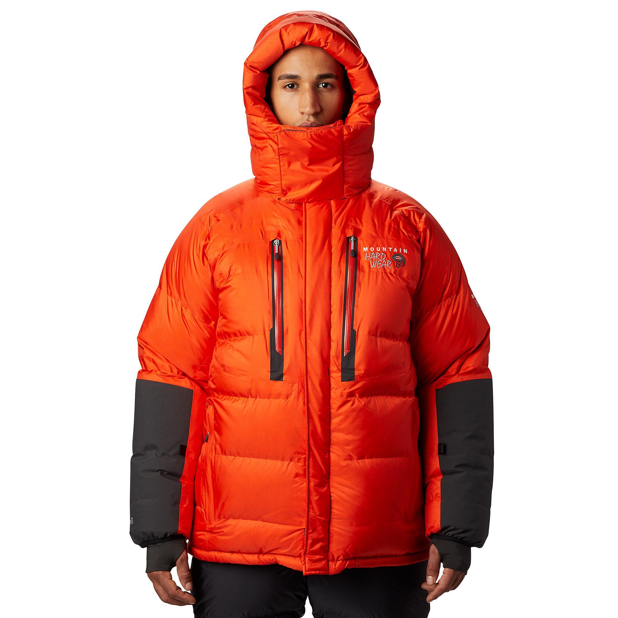 Mountain Hardwear Absolute Zero Parka 742 L-