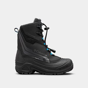 A kids all-weather boot.
