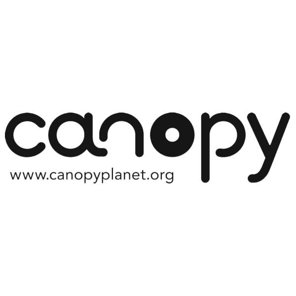 Canopy planet logo.