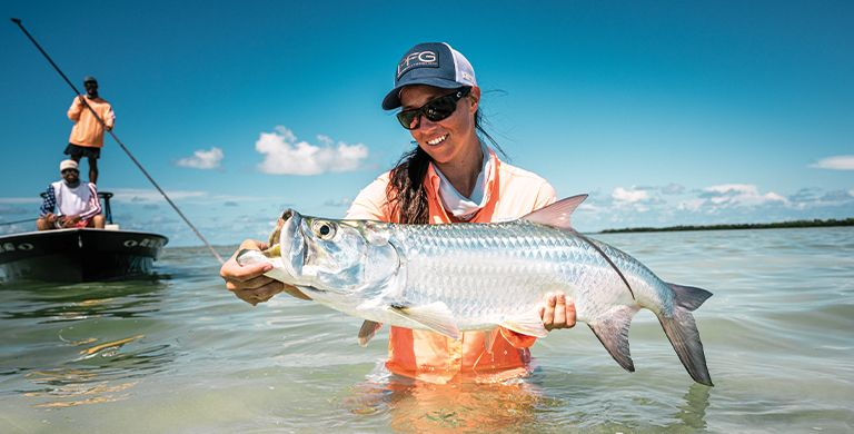 Hailing from Boca Grande, Florida, the 27-year-old up-and-coming saltwater angler has been creating a buzz on the tournament circuit.