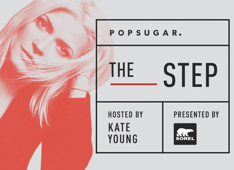 Popsugar x SOREL, The Step podcast