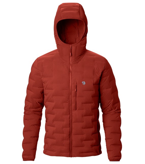 Super/DS™ Stretchdown Hooded Jacket