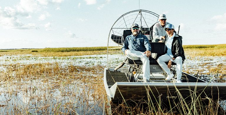 Captains For Clean Water, an organization of boat captains & fishermen, is pushing a cluster of 68 Eco projects dubbed Comprehensive Everglades Restoration Plan.