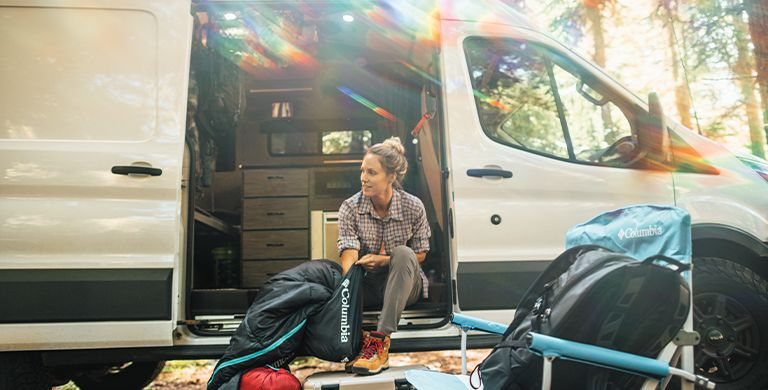 Whether embarking on an off-grid adventure or simply stepping into the backyard, here's everything you need to know about creating the perfect outdoor workspace