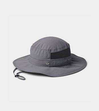 A grey ballcap for men.