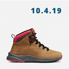 SHFT boot for men, 10-4-19.