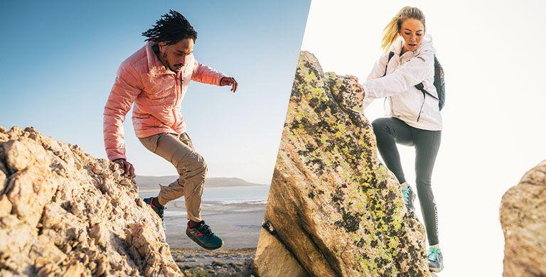 如果你想知道如何登山裤和紧身裤之间进行选择,请阅读我们简单的指南,帮助你做出正确的决定。