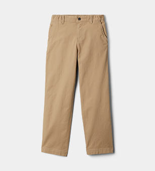Kids khaki hiking pants.
