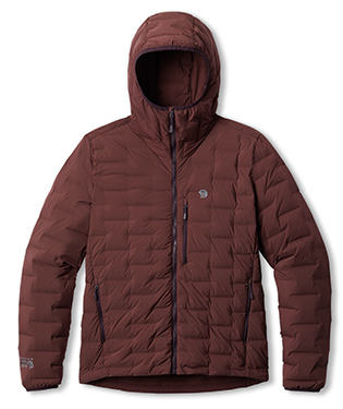 Men's Super/DS™ Stretchdown Hooded Jacket