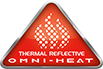 Omni-Heat Thermal Reflective Logo