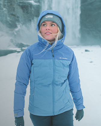 Down Trek Jacket for women