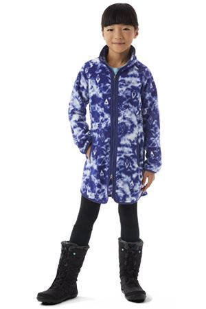 Girls Elsa Fleece