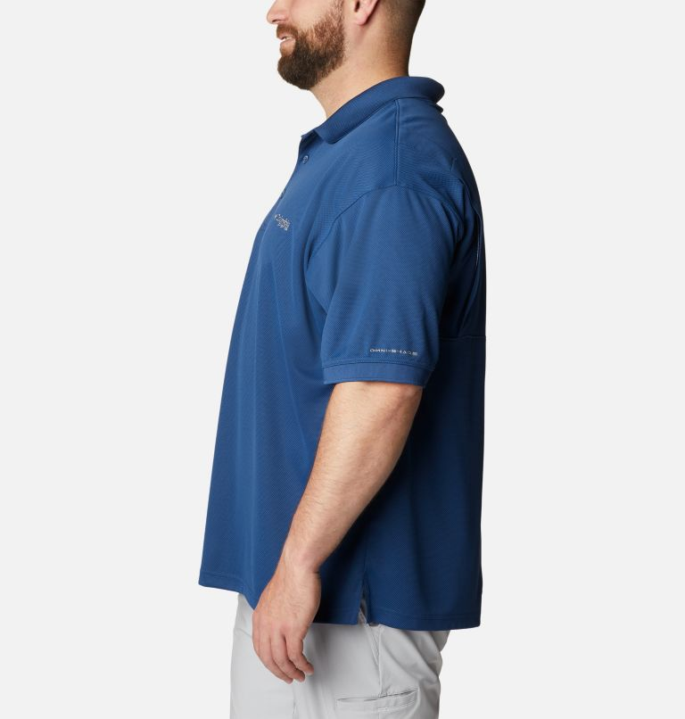 Men's PFG Perfect Cast™ Polo Shirt - Big Men's PFG Perfect Cast™ Polo Shirt - Big, a1