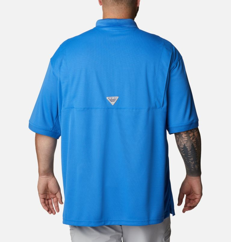 Men's PFG Perfect Cast™ Polo Shirt - Big Men's PFG Perfect Cast™ Polo Shirt - Big, back