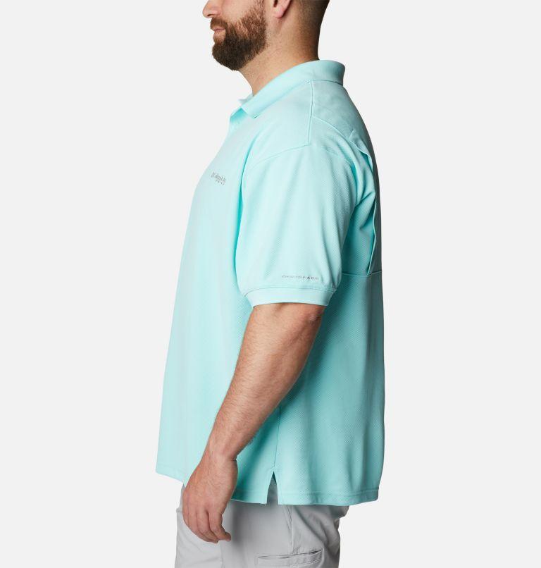 Perfect Cast™ Polo Shirt | 499 | 4X Men's PFG Perfect Cast™ Polo Shirt - Big, Gulf Stream, a1