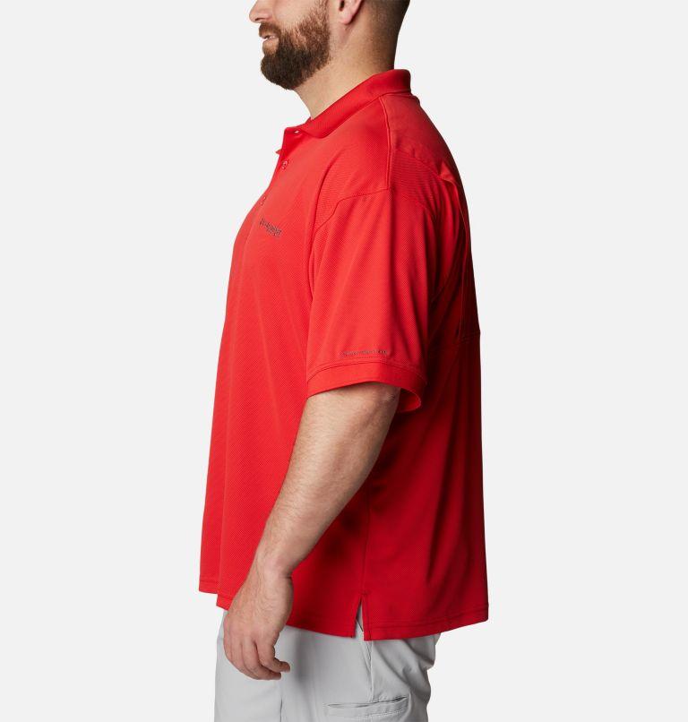 Perfect Cast™ Polo Shirt | 696 | 1X Men's PFG Perfect Cast™ Polo Shirt - Big, Red Spark, a1