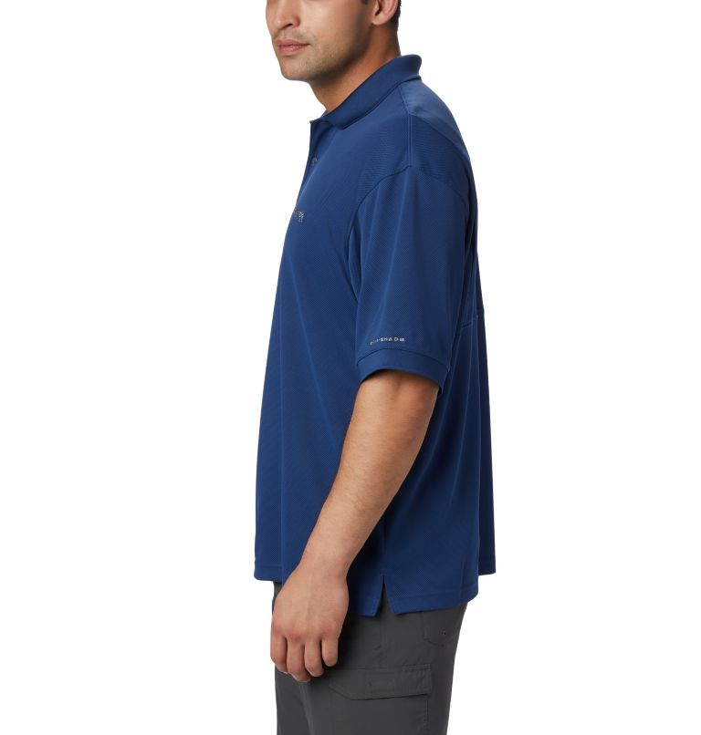 Perfect Cast™ Polo Shirt | 469 | XLT Men's PFG Perfect Cast™ Polo Shirt - Tall, Carbon, a2