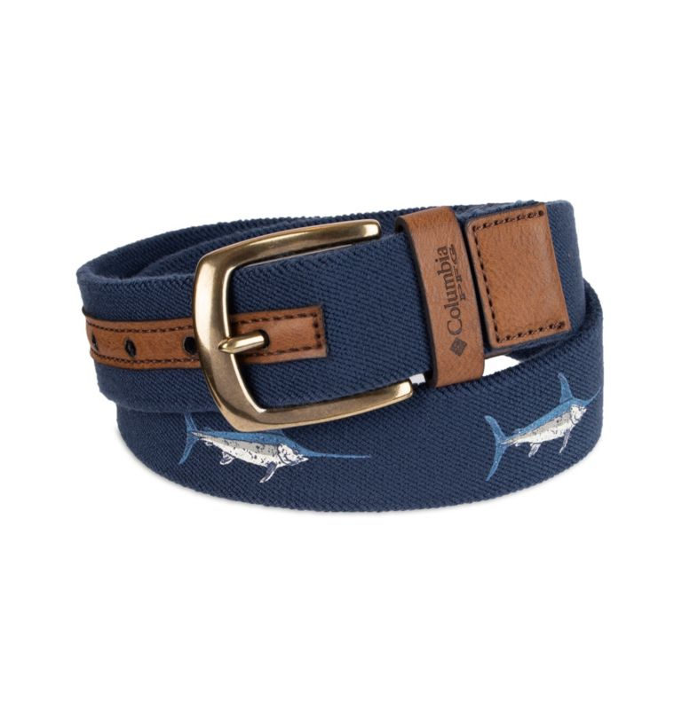 Men's PFG Oswald Casual Stretch Belt Men's PFG Oswald Casual Stretch Belt, front