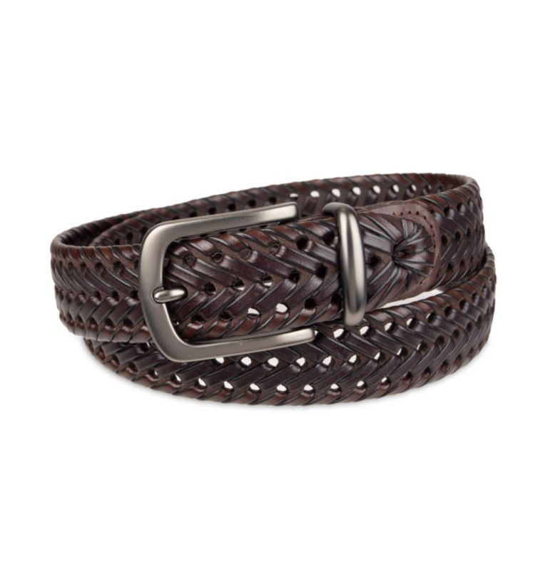 Men's Cottonwood Canyon Braid Belt Men's Cottonwood Canyon Braid Belt, front