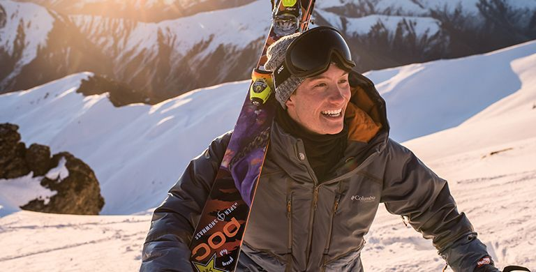Columbia Sportswear caught up with half-pipe superstar Alex Ferreira to pick his brain for some of his best pro tips.
