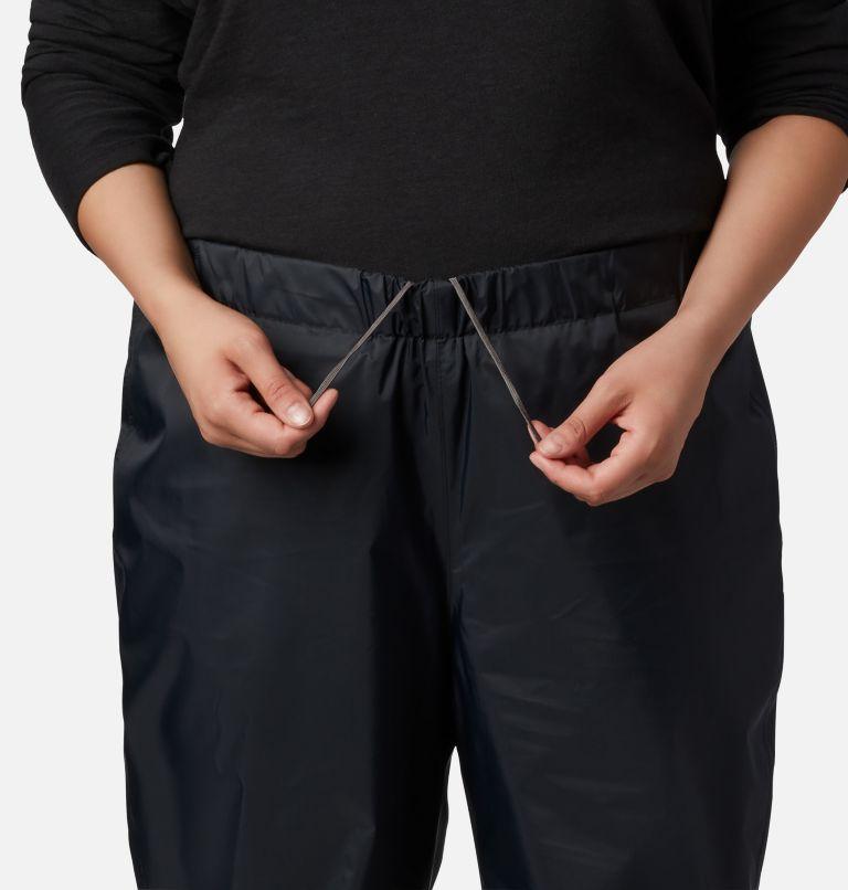Storm Surge™ Pant | 010 | 2X Women's Storm Surge™ Rain Pants - Plus Size, Black, a1