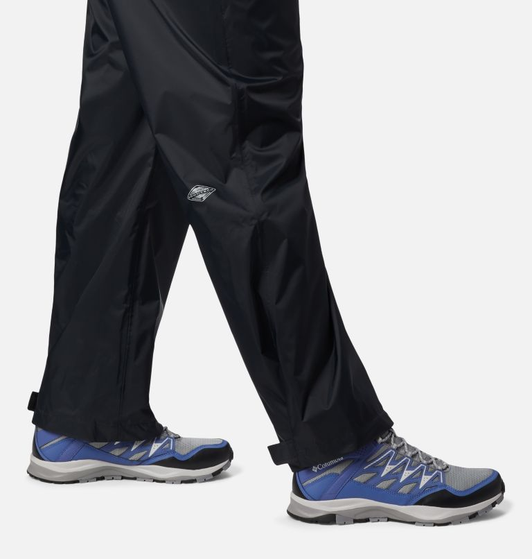 Storm Surge™ Pant | 010 | 2X Women's Storm Surge™ Rain Pants - Plus Size, Black, a3