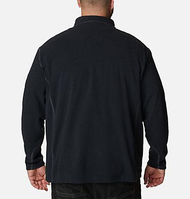 Men's Klamath Range™ II Half Zip Fleece Pullover - Big Klamath Range™ II Half Zip | 043 | 4X, Black, back