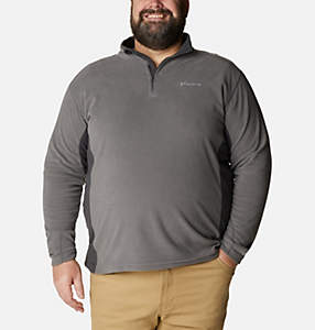 Men's Klamath Range™ II Half Zip Fleece Pullover - Big