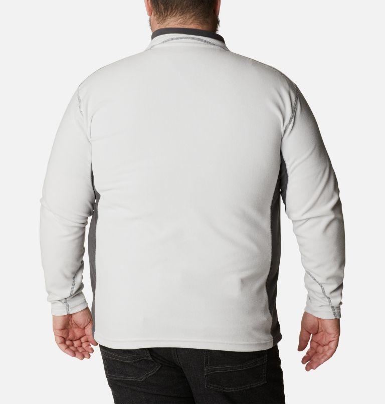 Klamath Range™ II Half Zip | 043 | 6X Men's Klamath Range™ II Half Zip Fleece Pullover - Big, Nimbus Grey, Shark, back