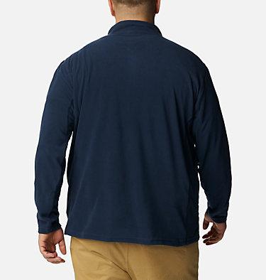Men's Klamath Range™ II Half Zip Fleece Pullover - Big Klamath Range™ II Half Zip | 043 | 4X, Collegiate Navy Solid, back