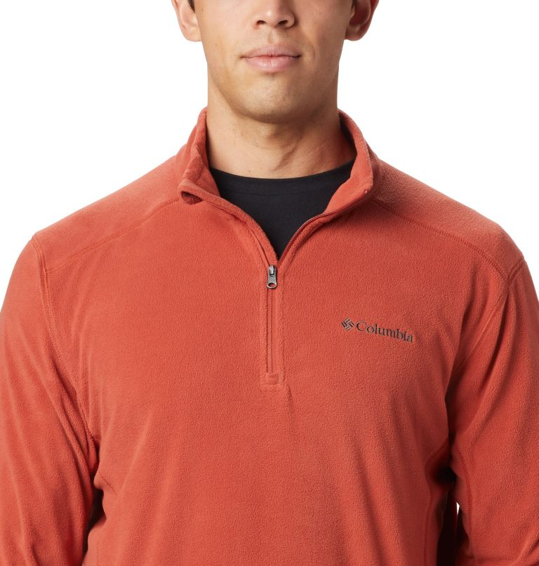 Men's Klamath Range™ II Half Zip Fleece Pullover - Big Men's Klamath Range™ II Half Zip Fleece Pullover - Big, a1