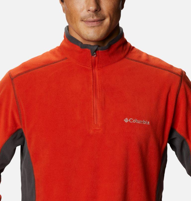 Men's Klamath Range™ II Half Zip Fleece Pullover - Big Men's Klamath Range™ II Half Zip Fleece Pullover - Big, a2