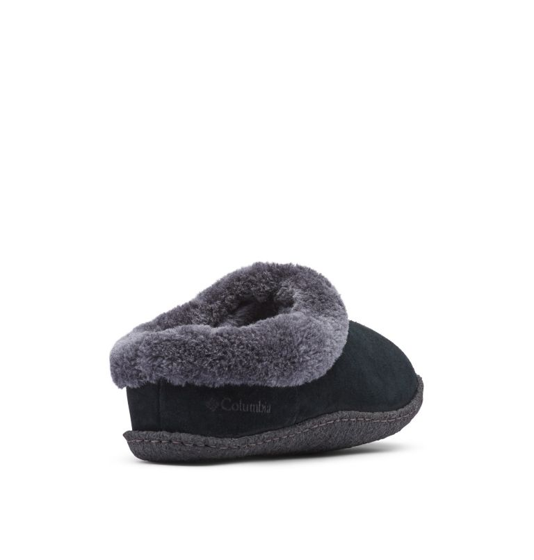 DUCHESS HILL™ | 010 | 7 Women's Duchess Hill™ Slipper, Black, Monument, 3/4 back