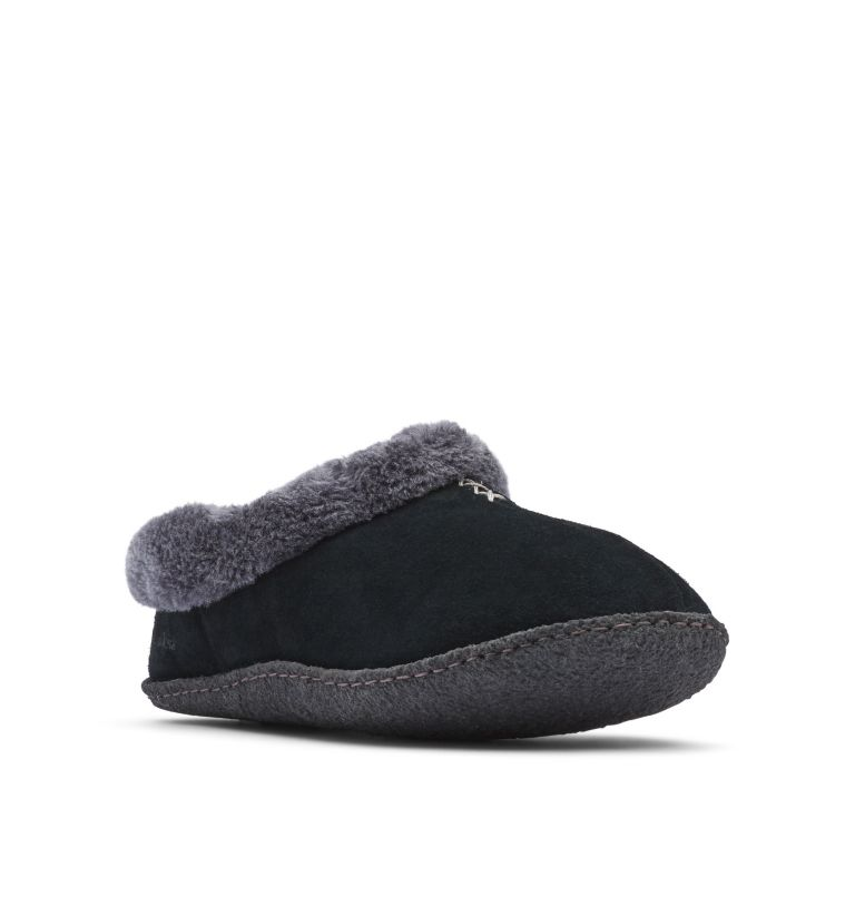 DUCHESS HILL™ | 010 | 7 Women's Duchess Hill™ Slipper, Black, Monument, 3/4 front